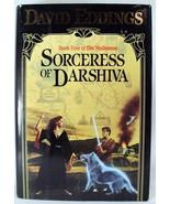 Sorceress of Darshiva  Book 4 Malloreon David Eddings 1989 1st - $5.93