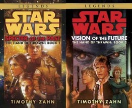 Star Wars HAND OF THRAWN DUOLOGY by Timothy Zahn PAPERBACK Collection Bo... - $15.99