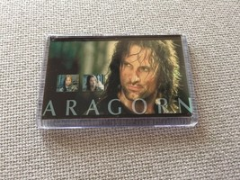 "ARAGORN Magnet Approximately 3"" X 2"" - £5.41 GBP"