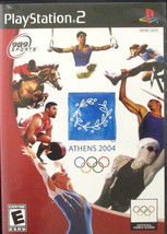 Sony Game Athens 2004 olympics - $5.99