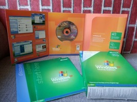 Genuine Microsoft Windows XP Home Edition Upgrade software CD product Key  - $24.14