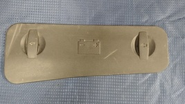 VW Battery cover 3B1819422A - reinforced, improved - $10.00