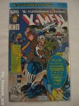 ~SEALED~Marvel Comics~X-MEN~X-cutioner's Song~Part 11~Trading Card~Jan 1992~ - £2.31 GBP
