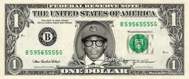 SPIKE LEE on REAL Dollar Bill Cash Money Memorabilia Collectible Celebrity Bank - $8.88