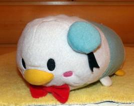 "Disney DONALD DUCK Bowtie Sailor Plush Soft 12"" Tsum Tsum - $8.89"