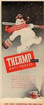 Snowman Royal Thermo Serviceman 1944 Auto Anti-Freeze Ad - $12.99