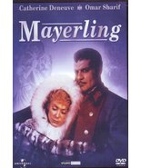 MAYERLING - Omar Sharif, Catherine Deneuve - IN  ENGLISH SEALED DVD - $16.90