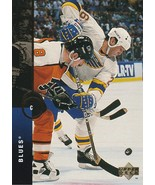 1994-95 Upper Deck #60 Peter Stastny - $0.50