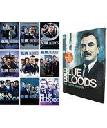 Blue Bloods Complete Series Seasons 1-10 DVD 57 Disc Set Brand New - $106.99