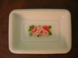 AVON  1978  COUNTRY GARDEN SOAP DISH  - $6.99