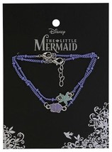 Disney The Little Mermaid Ariel Shell & Star Fish 2 Pack Bracelet Set - $14.35