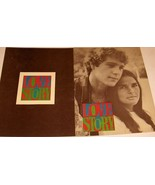 *LoveStory* Souvenir Program--Ryan O'Neal & Ali MacGraw - $25.00