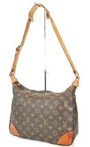 Authentic LOUIS VUITTON Boulogne 30 Monogram Shoulder Bag Purse #34501A - $297.00