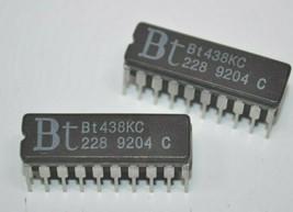 Lot of 2 NEW Brooktree BT438KC DIP Clock Drivers IC Circuit - $10.68