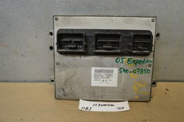 2005-2006 Ford Expedition Engine Control Unit ECU 5L1A12A650JE Module 10 11E5 - $49.49