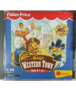 Fisher-Price Great Adventure Wild Western Town CD-ROM - $21.57