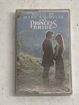 The Princess Bride (Original Soundtrack) by Mark Knopfler (Cassette,Warner) - $7.92