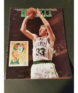 Basketball Beckett Issue #28 1992 - Larry Bird/Shawn Kemp - $3.75