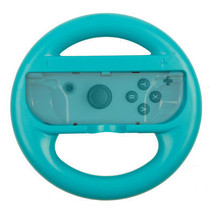 PACK OF 2 BLUE - Nintendo Switch Joy-Con Steering Wheel Controller Game ... - $13.57