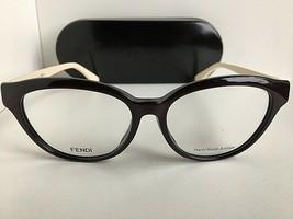 New FENDI FF44/FMGX 53mm Rx Women's Eyeglasses Frames Italy  - $149.99