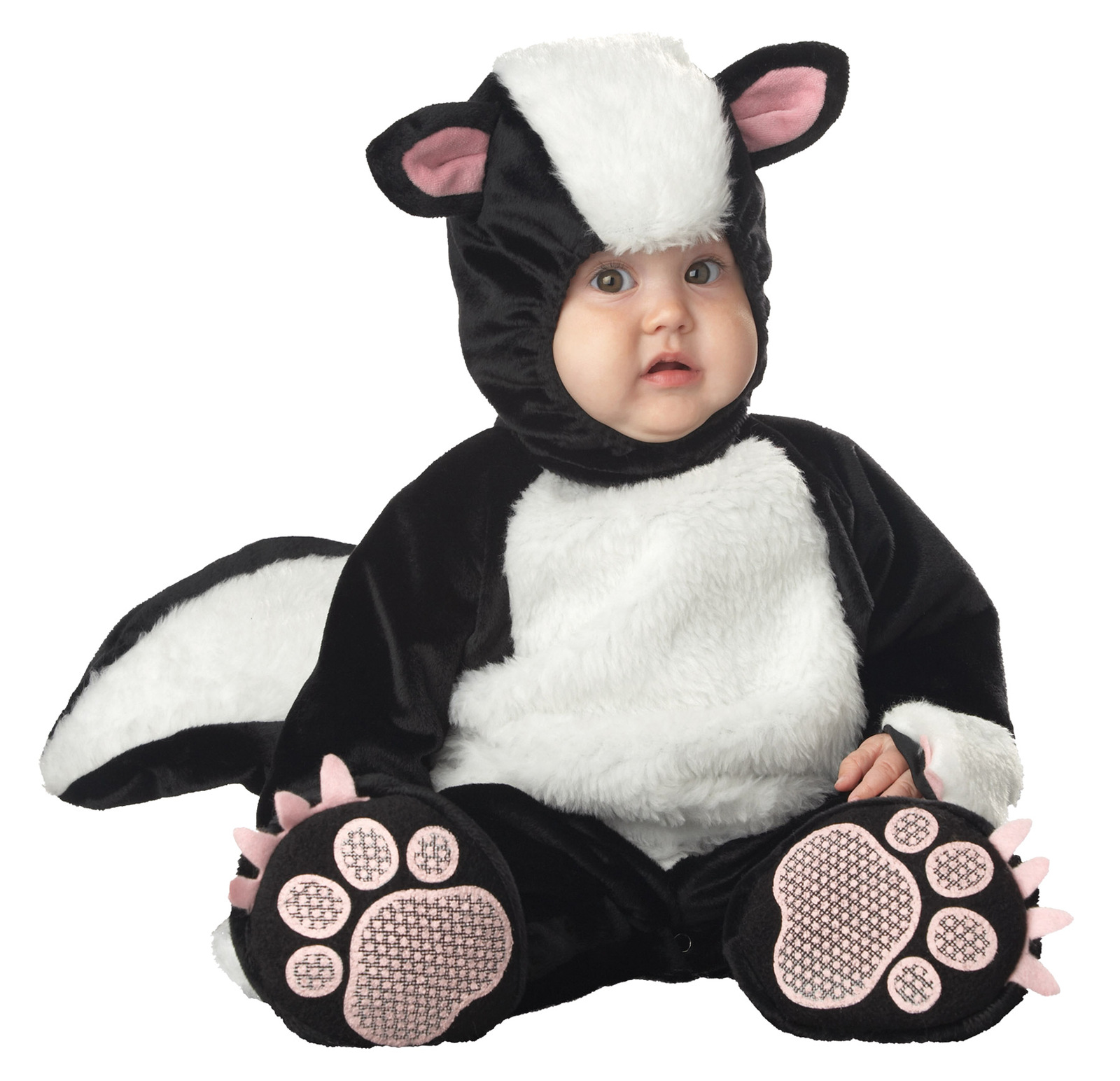 Adorable Little Skunk , Toddler Costume , 18 to 24 MONTHS , Free Shipping