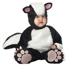 Adorable Little Skunk , Toddler Costume , 18 to 24 MONTHS , Free Shipping - ₨3,530.71 INR