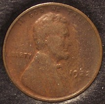 """1922-D """"Weak D"""" Lincoln Wheat Back Penny #0018 - $39.99"""