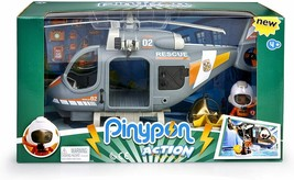 Pinypon Action Helicopter Of Rescue With 1 Figure Pilot And With Accesso... - $221.36