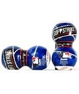 4 Count Franklin Official MLB Soft Strike Hollow Rubber Core Baseball - $24.99