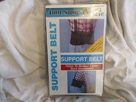 "Ed's Variety Store Support Belt Large Waist 36""- 47"" - $14.85"