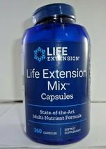 Life Extension Mix Multivitamin Capsules - 360ct (VS-L) - $42.52