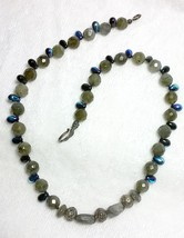 Labradorite Necklace - $35.00