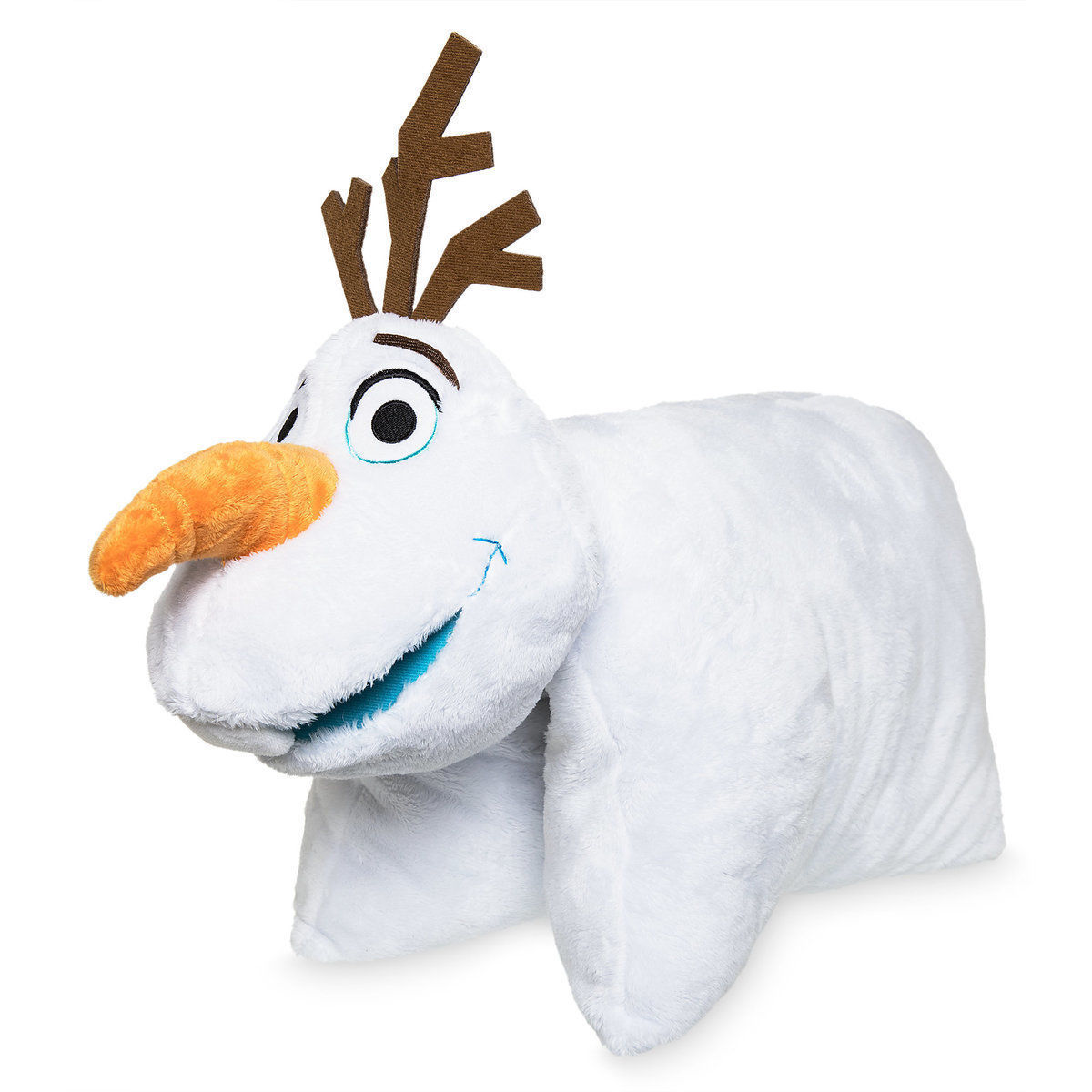 Disney Parks Frozen Olaf Pet Pillow Plush New with Tag