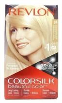Revlon Colorsilk Beautiful Color - 04 Ultralight Natural Blonde - $10.99