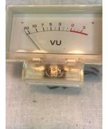 Original Teac X-10R Reel To Reel Tape Recorder Meter Gauge (B5) - $15.68