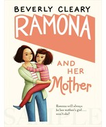 8.5x11 Beverly Cleary RAMONA & Mother Kids Childrens Poster Art Print Pi... - $12.16
