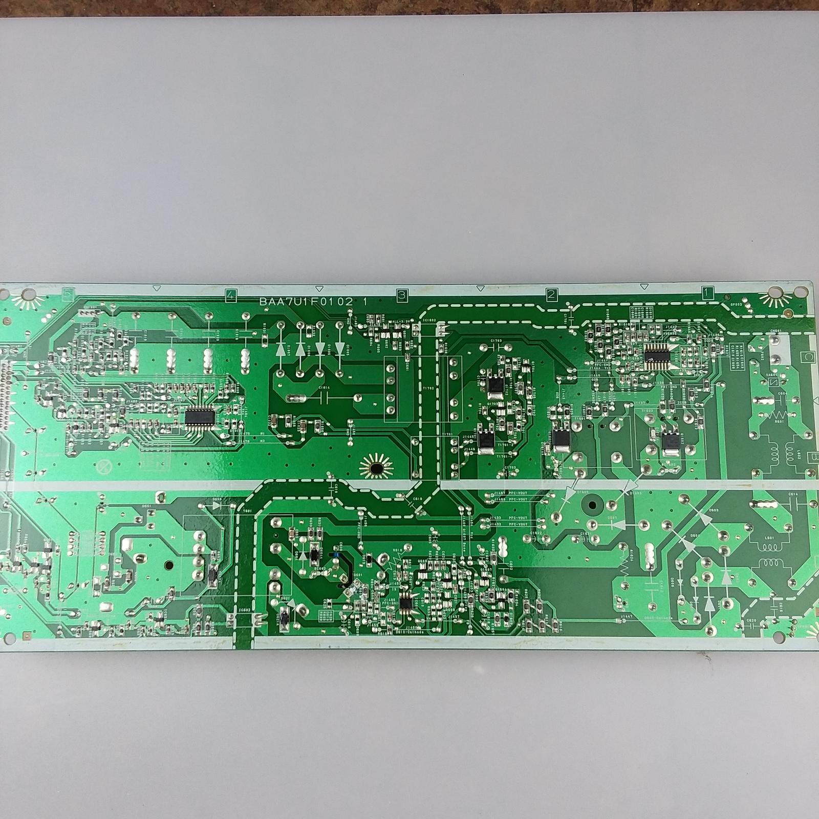 Phillips-55pfl5602-f7a Power Supply Board