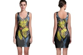 Beast Mutan X Men BODYCON DRESS - $23.99+