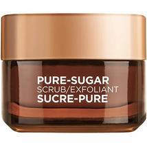 L'oreal Paris Pure Sugar Scrub + Cocoa Nourish & Soften, 1.7 oz. - $9.96