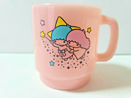 Little Twin Stars Plastic Mug SANRIO 2013' Cute Rare - $43.01