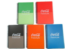 Coca-Cola Freestyle Multi-Color 5 Notebook Set - BRAND NEW - $13.61