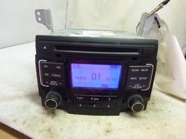 11 12 2011 2012 Hyundai Sonata Radio Cd Mp3 Player 96180-3Q000 IUM30 - $24.95