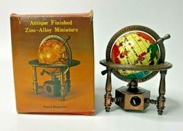 Vintage Pencil Sharpener Globe Minature I1 - $16.99