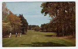 Glen Arven Country Club Postcard Thomasville Georgia Golf Course - $9.90