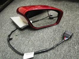 Manual Side View Door Mirrors Pair Set for Ford Escort Tracer 4 Door Sedan