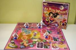 BRATZ-Genie Magic As You Wish Board Game - $18.37