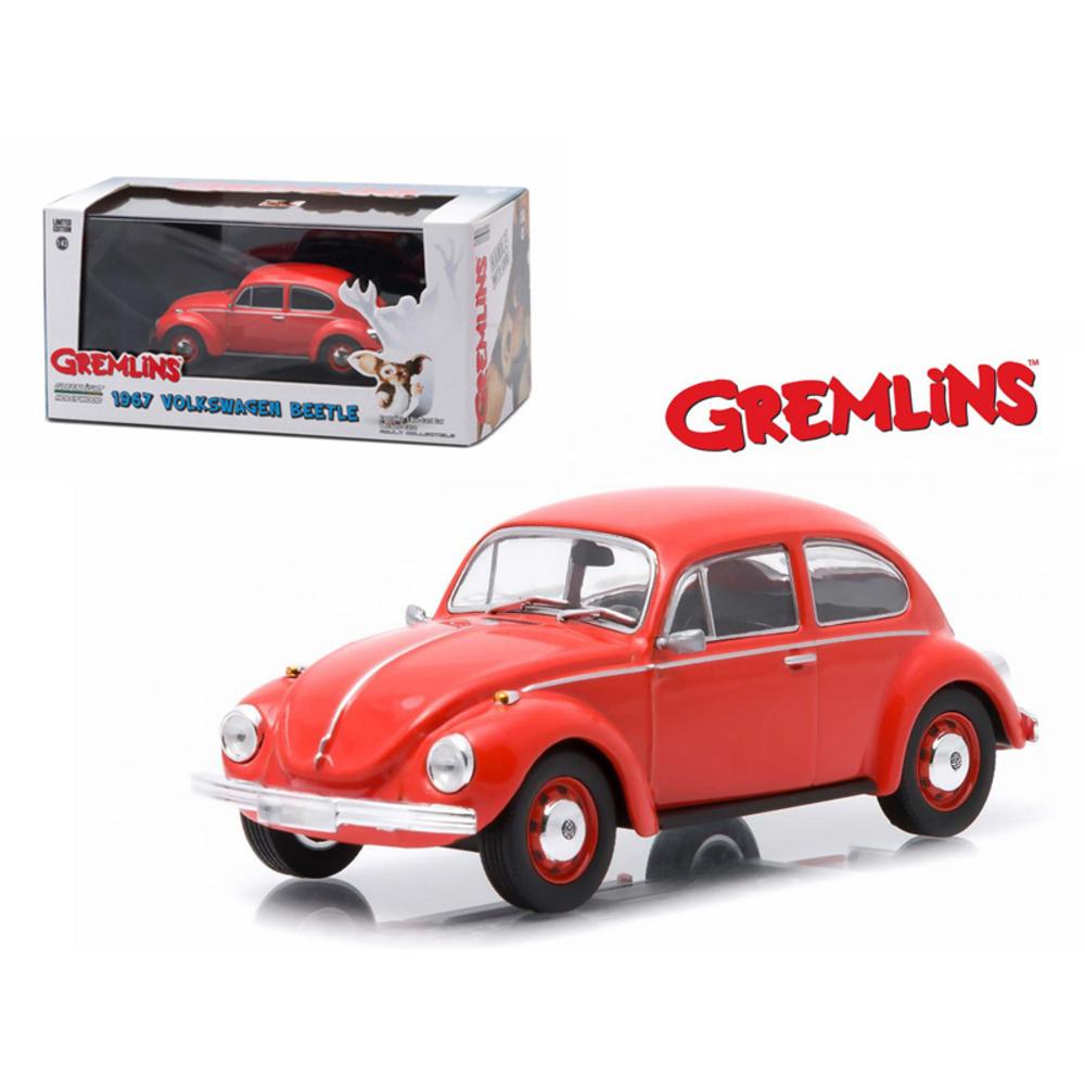 1967 Volkswagen Beetle Gremlins (1984) 1/43 Diecast Model Car by Greenlight 8607
