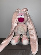 USED everyone loves applause pink bunny with shoes HAS TAGS - $13.76