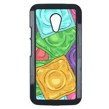 Condom Motorola Moto G 2nd case Customized Premium plastic phone case, design #6 - $11.87