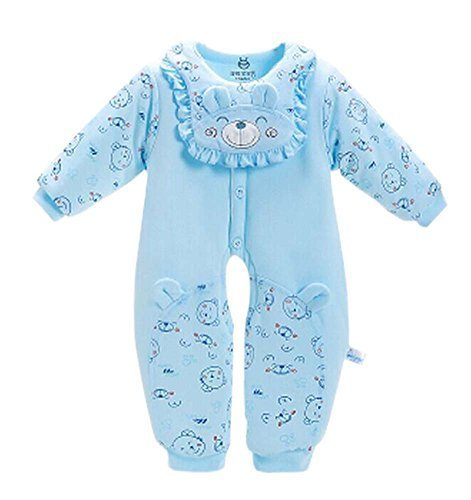 Baby Winter Soft Clothings Comfortable and Warm Winter Suits, 61cm/B